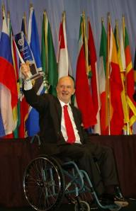 Mark Hunter - World Champion of Public Speaking, 2009