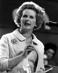 Margaret Thatcher (1925 - 2013) British Prime Minister