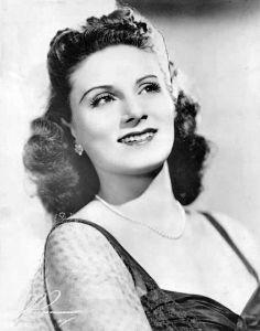 Dorothy Sarnoff 1942