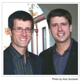 """Chip and Dan Heath - Authors of """"Made to Stick"""""""