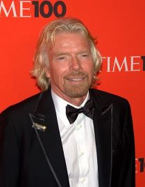 Richard Branson - English Entrepreneur and Founder of Virgin Group