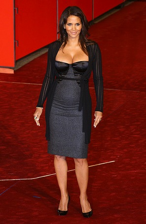 At last, the perfect excuse to add Halle Berry to the blog!