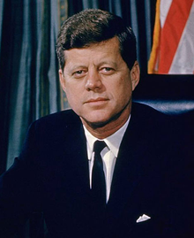 John F. Kennedy (1917-1963) 35th President of the United States