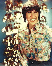 Lily Tomlin - American Actress and Comedian