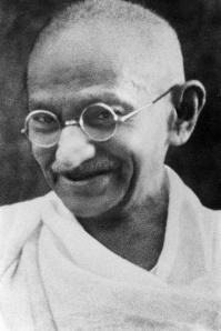 Mahatma Gandhi (1869 - 1948)