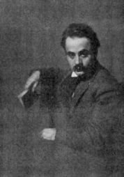 Khalil Gibran (1883-1931) Lebanese Poet and Writer