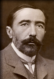 Joseph Conrad (1857 - 1924) Polish Author