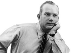 William (Bill) Bernbach (1911 - 1982) American Advertising Creative Director