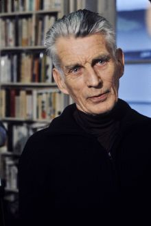 Samuel Beckett (1906 - 1989) Irish Novelist and Playwright