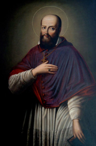 Francis de Sales (1567 - 1622) Bishop of Geneva and Saint of the Catholic Church