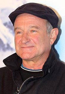Robin Williams (1951 - 2014) American Actor and Comedian