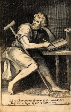 Epictetus (55 - 135) Greek Stoic Philosopher