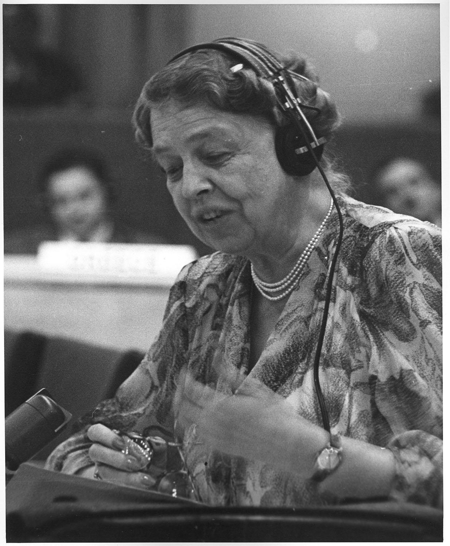 Quotes for Public Speakers (No. 216) – Eleanor Roosevelt ...