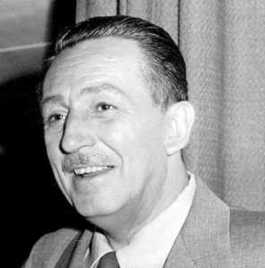 Walt Disney (1901 - 1966) American Entrepreneur, Cartoonist and Animator