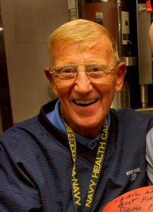 Lou Holtz - American Football Player, Coach and Analyst