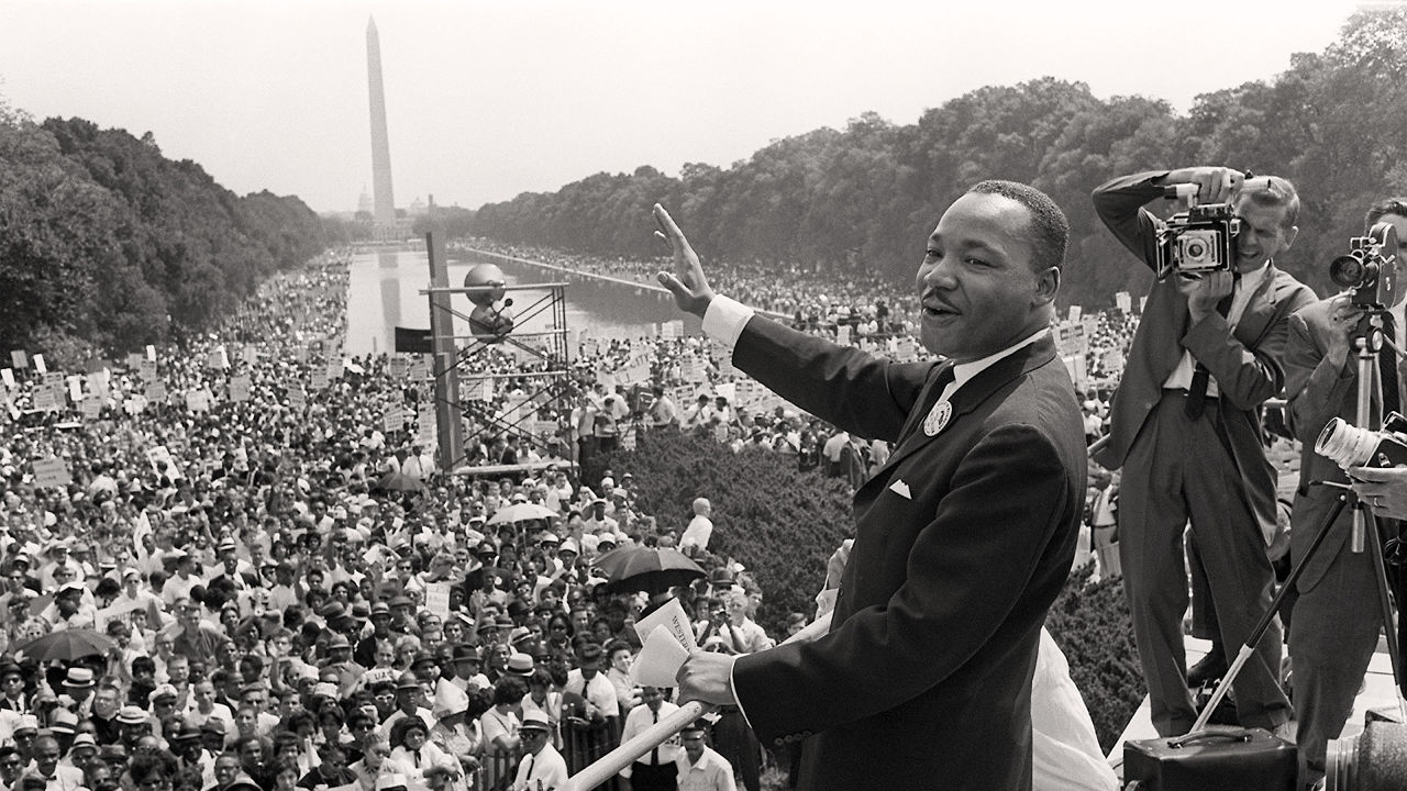 """Celebrating Martin Luther King's """"I Have a Dream"""" 