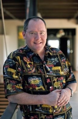 John Lasseter - American Animator and Film Director, Chief Creative Officer of Pixar