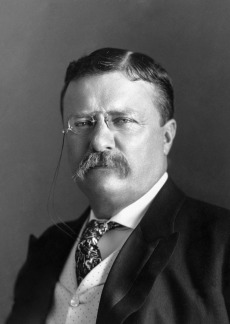 Theodore Roosevelt (1858 - 1919) 26th President of the United States