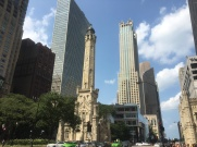 Chicago Water Tower (Gothic Revival)